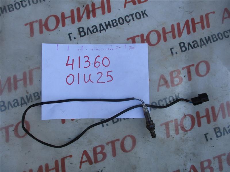 Датчик кислородный Mitsubishi Airtrek CU5W 4G69MIVEC 2005 1312 41360-01u25