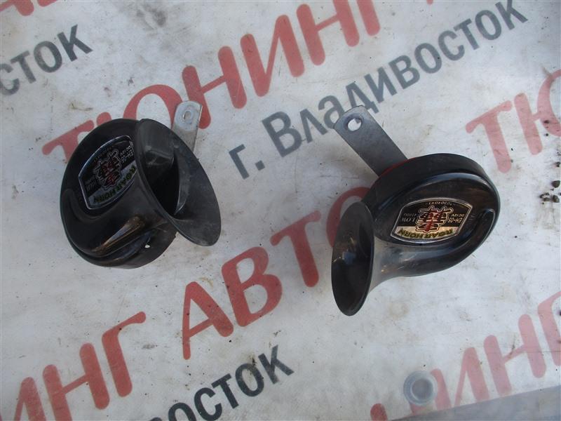 Сигнал звуковой Mitsubishi Airtrek CU5W 4G69MIVEC 2005 1312