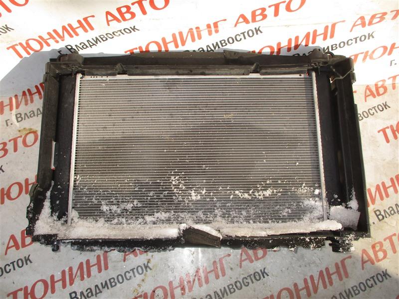 Радиатор основной Toyota Prius ZVW30 2ZR-FXE 2011 1310