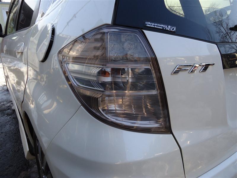 Стоп-сигнал Honda Fit GE8 L15A 2012 левый 9882 1315