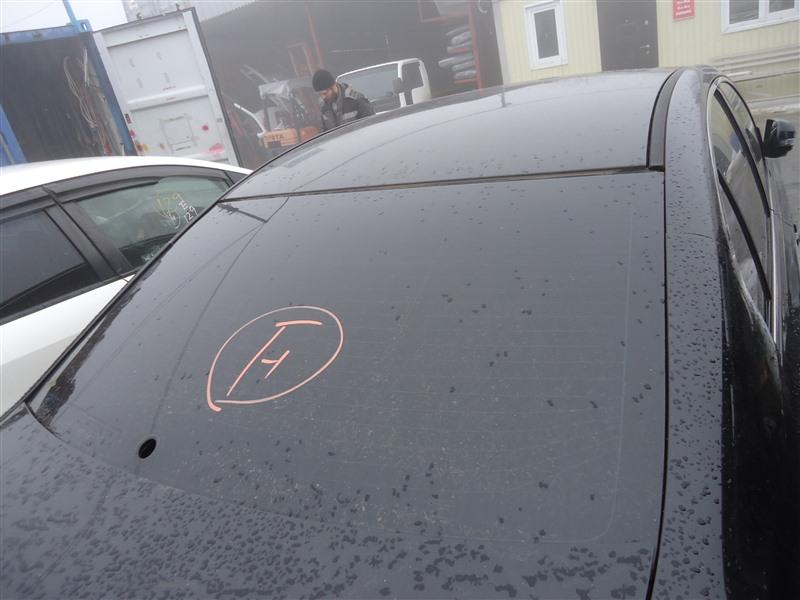 Стекло заднее Subaru Legacy BM9 EJ253 2009 1316