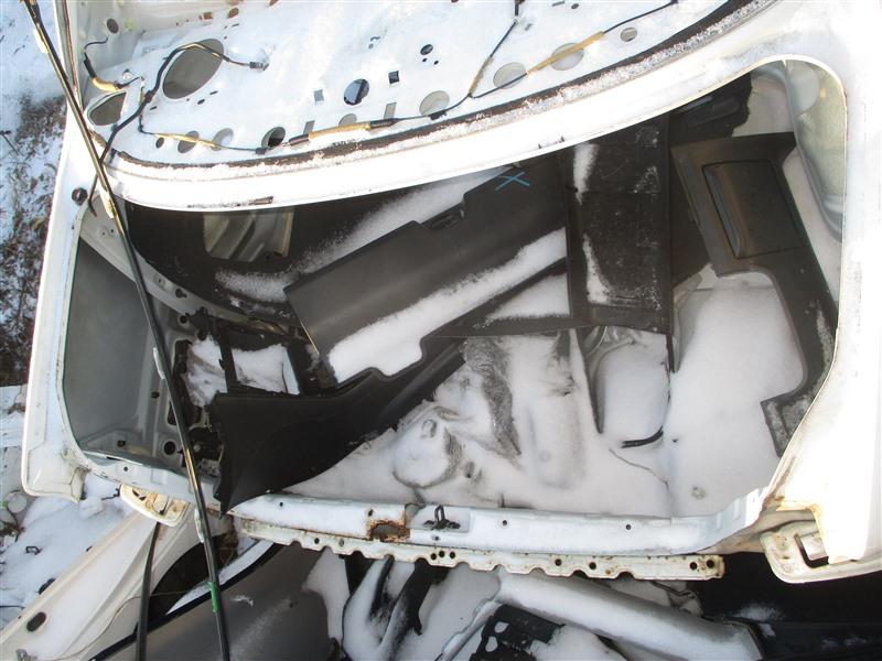 Тазик железный Honda Accord CL1 H22A 2001 белый nh624p 1302