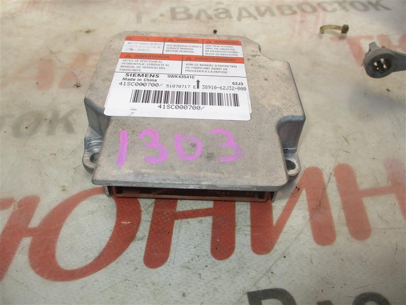 Блок srs Suzuki Swift ZC31S M16A 2008 1303 38910-62j32-000
