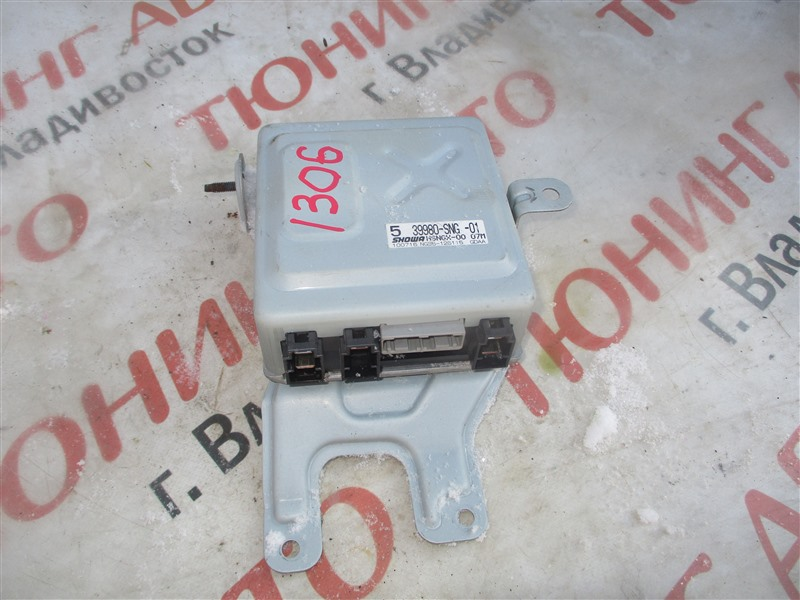 Блок управления рулевой рейкой Honda Civic FD2 K20A 2010 1306 39980-sng-1