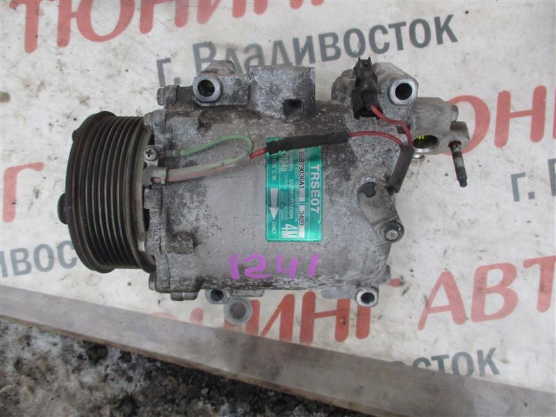 Компрессор кондиционера Honda Civic FD2 K20A 2006 1241 66979036a1