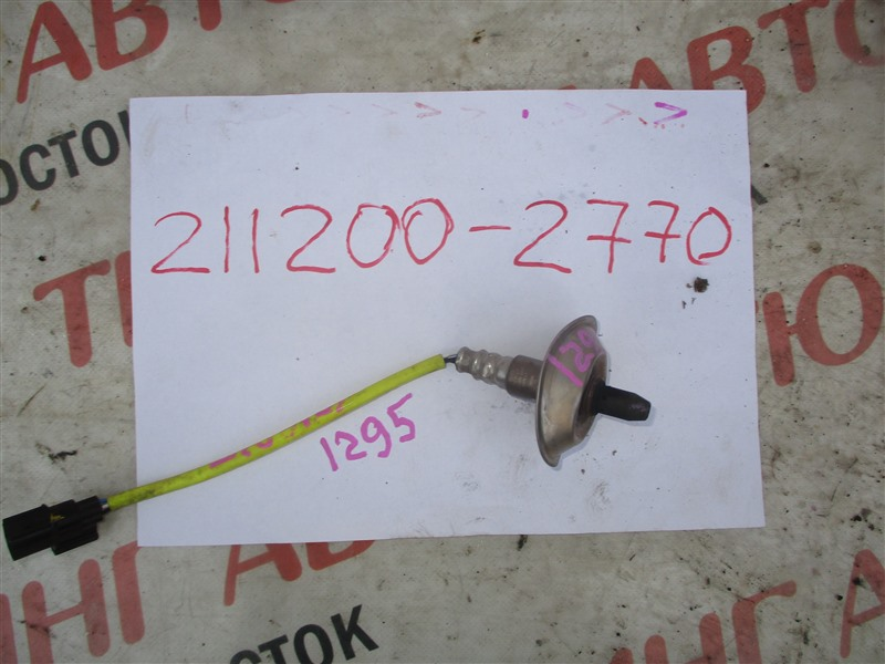 Датчик кислородный Honda Cr-Z ZF1 LEA 2012 1295 2112002770