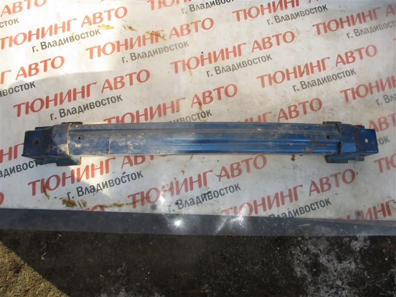 Жесткость бампера Honda Hrv GH1 D16A 2003 передний 1084