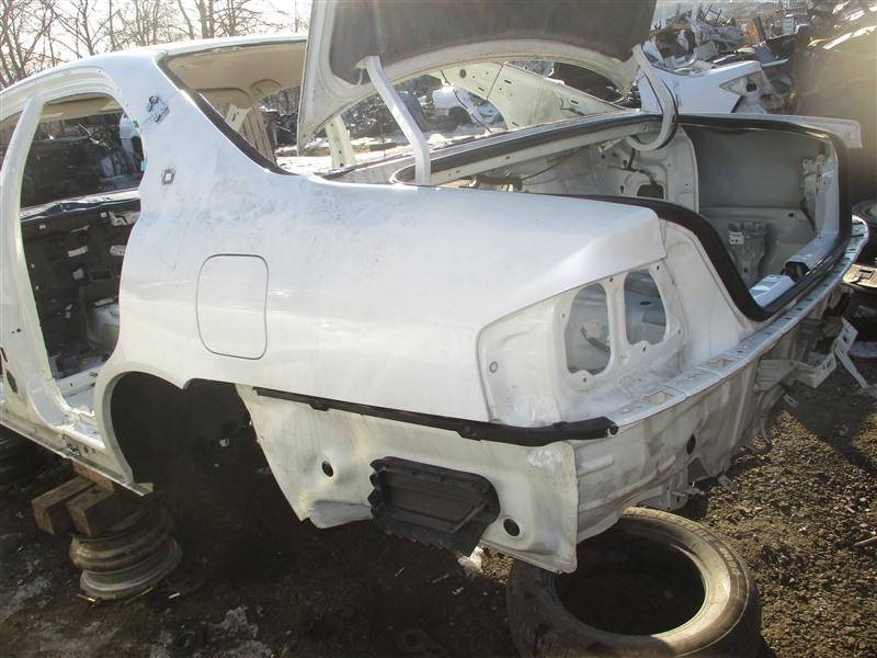Rear cut Honda Inspire UA5 J32A 2001 белый nh603p 1319