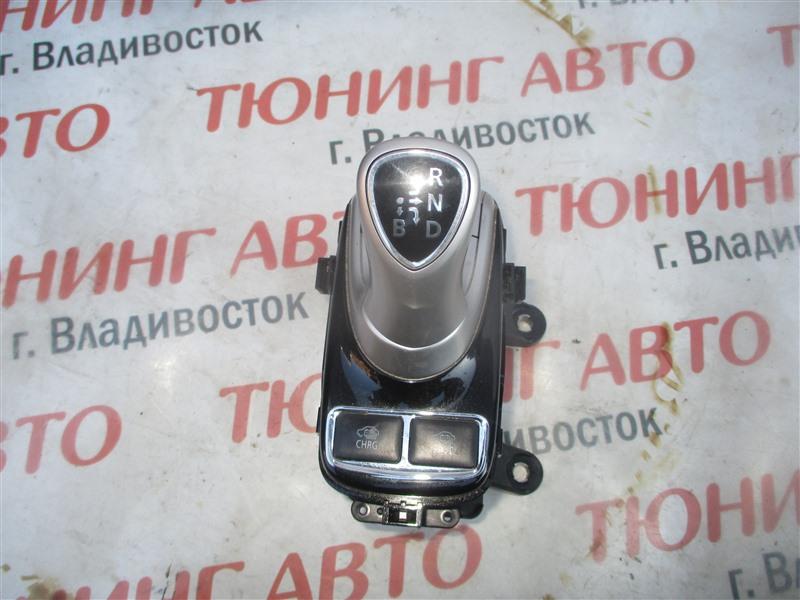 Селектор акпп Mitsubishi Outlander GG2W 4B11 2013 1318