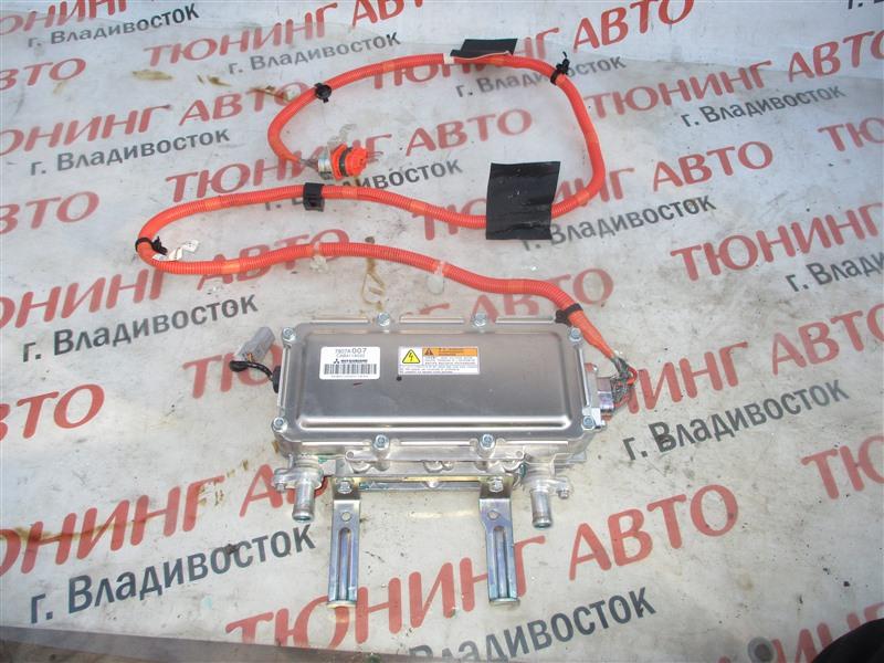 Инвертор Mitsubishi Outlander GG2W 4B11 2013 7807a007 1318