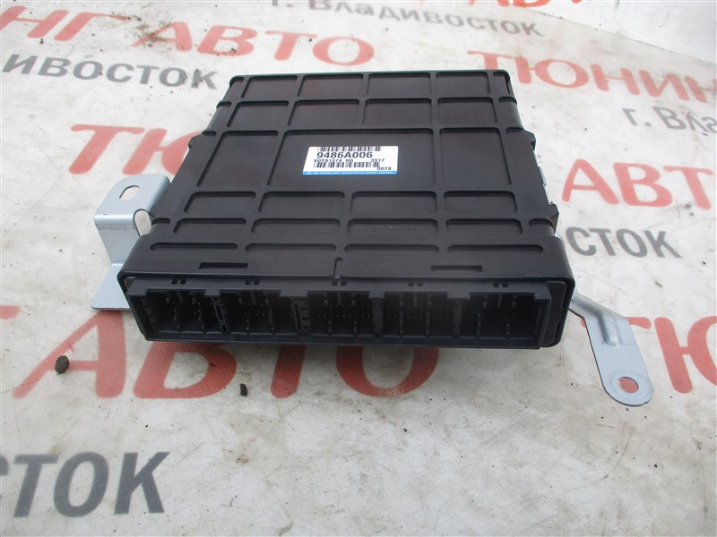 Блок управления efi Mitsubishi Outlander GG2W 4B11 2013 9486a006 1318