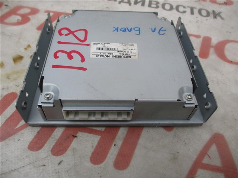 Электронный блок Mitsubishi Outlander GG2W 4B11 2013 8781a075 1318