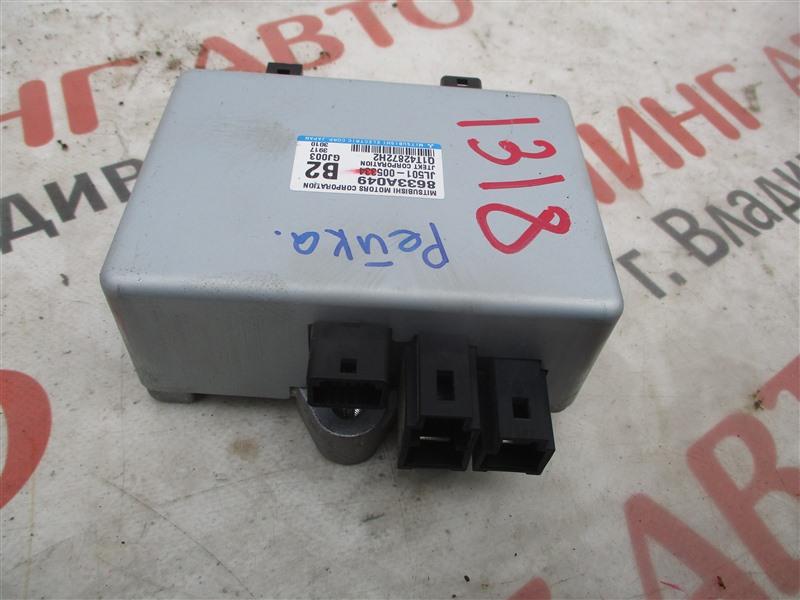 Блок управления рулевой рейкой Mitsubishi Outlander GG2W 4B11 2013 8633a049 1318