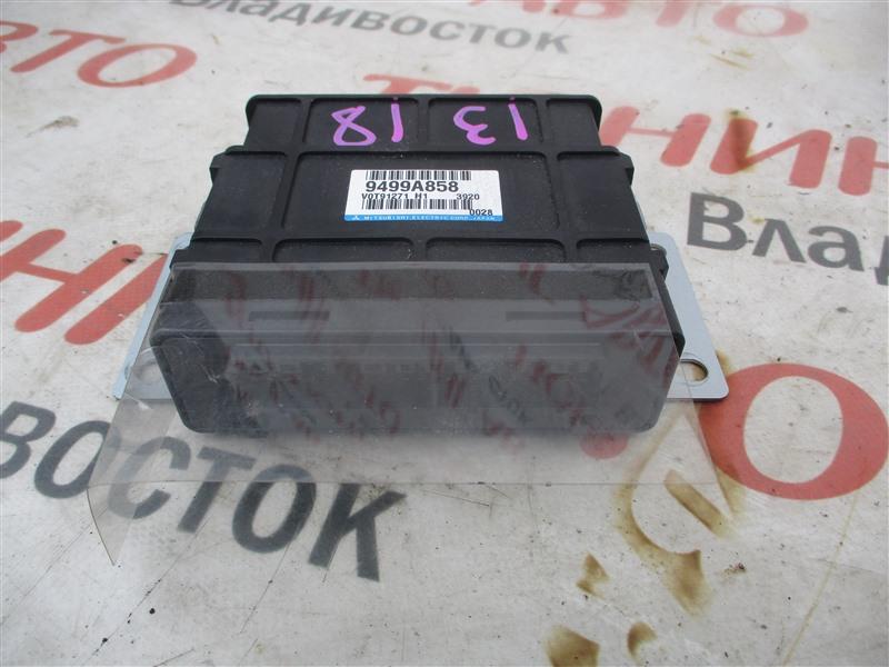 Электронный блок Mitsubishi Outlander GG2W 4B11 2013 9499a858 1318