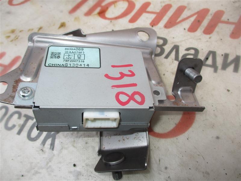 Электронный блок Mitsubishi Outlander GG2W 4B11 2013 8638a069 1318