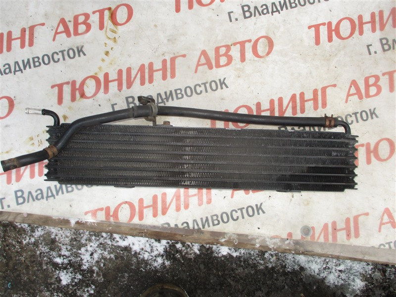 Радиатор автомата Mitsubishi Outlander GG2W 4B11 2013 1318