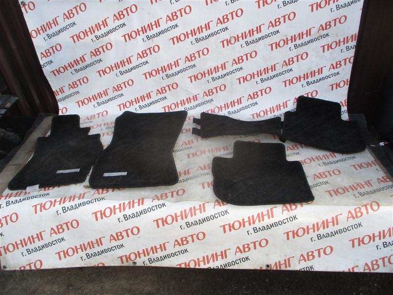 Коврики комплект Subaru Legacy BM9 EJ253 2009 1316