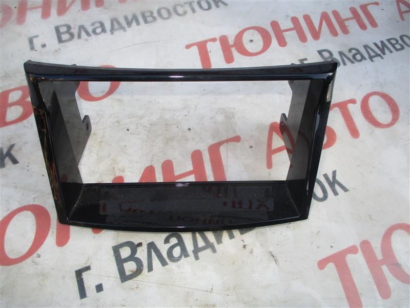 Консоль магнитофона Subaru Legacy BM9 EJ253 2009 1316