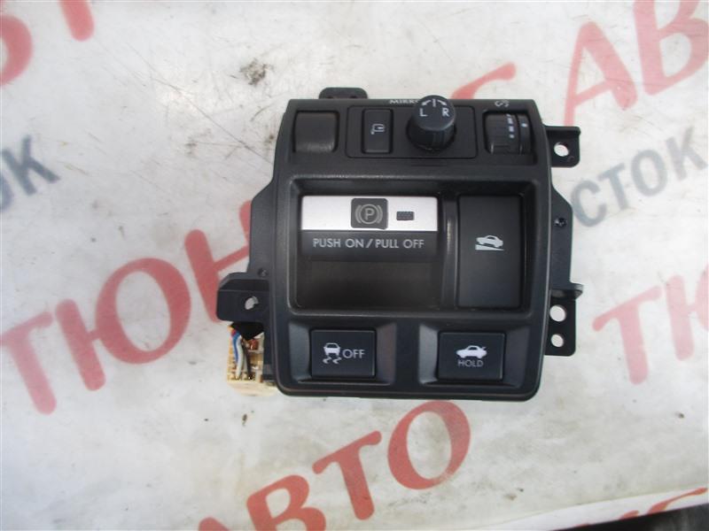 Кнопка Subaru Legacy BM9 EJ253 2009 1316