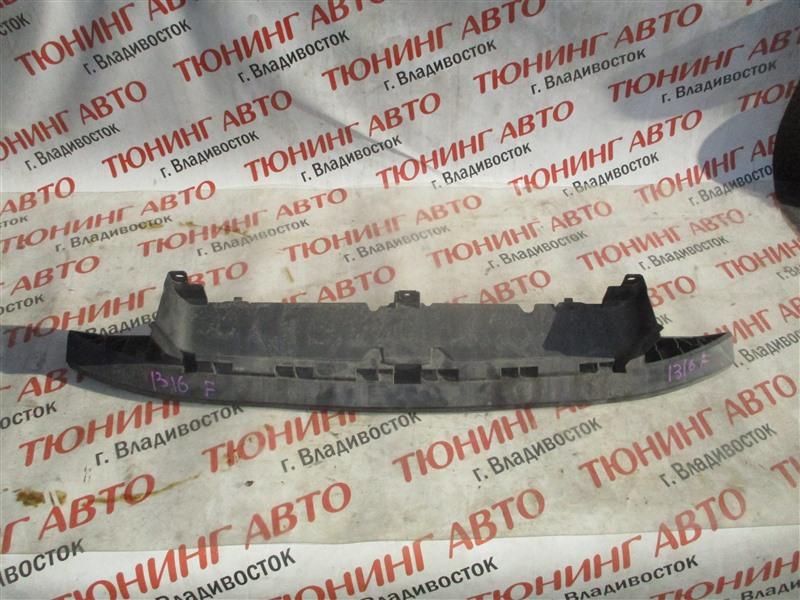 Защита бампера Subaru Legacy BM9 EJ253 2009 передняя 1316
