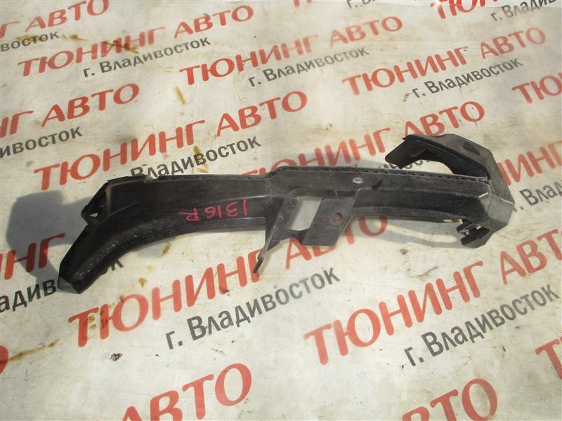 Планка под фары Subaru Legacy BM9 EJ253 2009 правая 1316