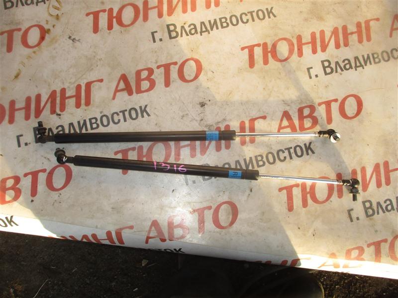 Амортизатор капота Subaru Legacy BM9 EJ253 2009 1316