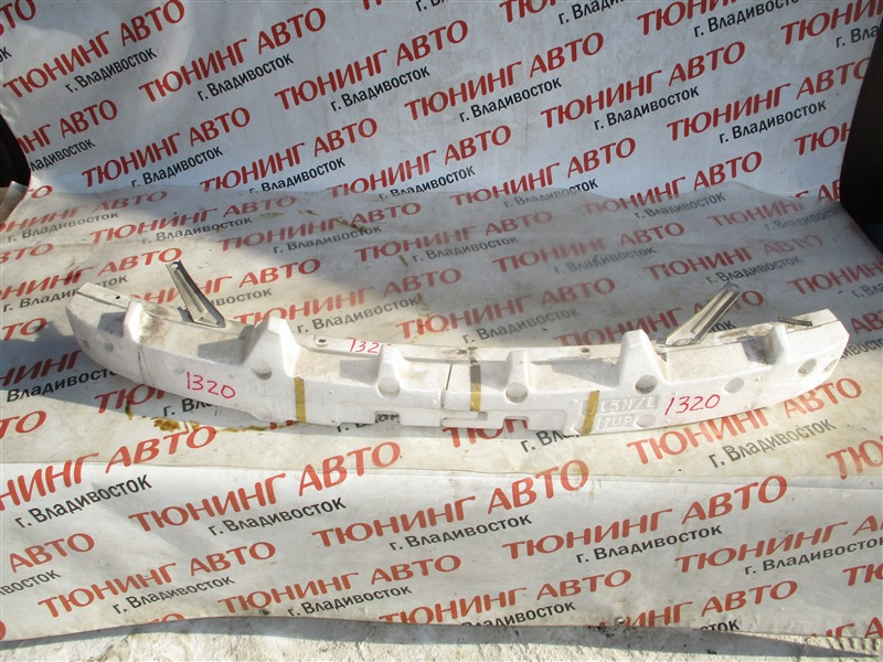 Жесткость бампера Toyota Caldina ST246 3S-GTE 2002 передний 1320