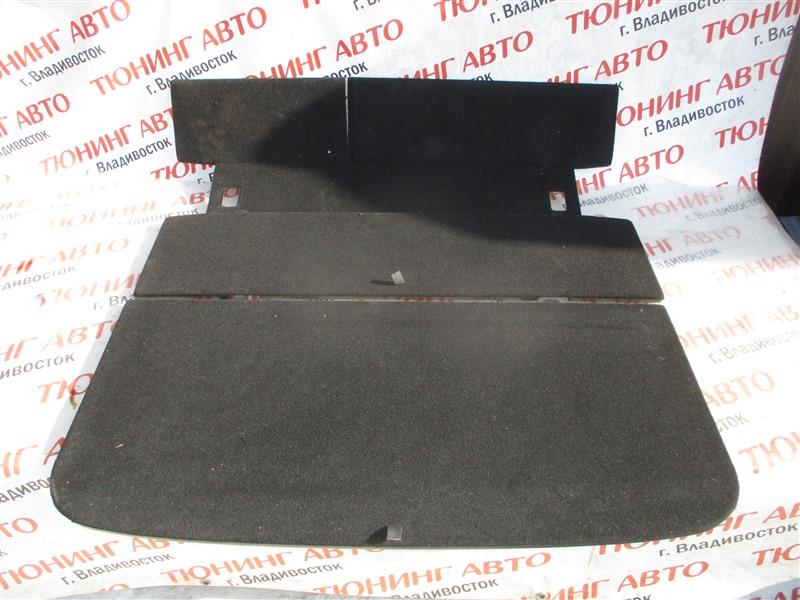 Пол багажника пластик Toyota Caldina ST246 3S-GTE 2002 1320