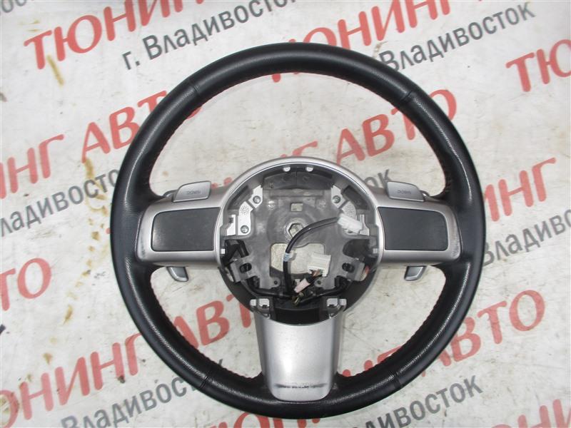 Руль Mazda Demio DE5FS ZY-VE 2009 1324