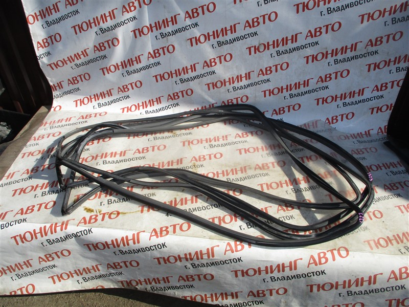 Уплотнительная резинка дверей Toyota Prius Alpha ZVW41W 2ZR-FXE 2012 1323