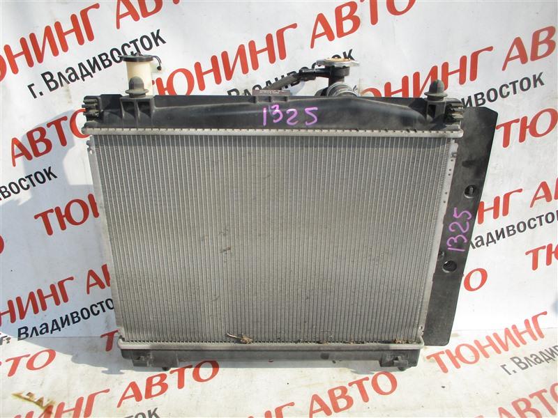 Радиатор основной Toyota Corolla Fielder ZRE162 2ZR-FAE 2012 1325