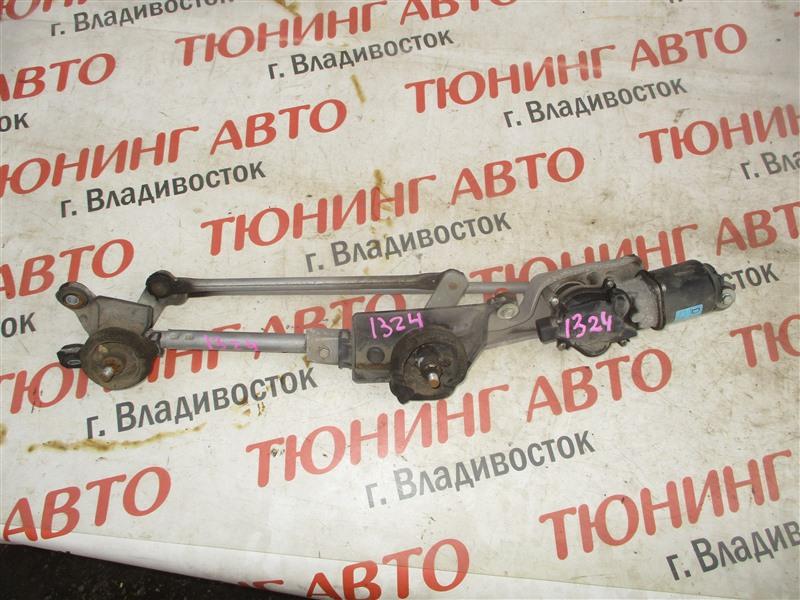 Мотор дворников Mazda Demio DE5FS ZY-VE 2009 серебро 38p 1324