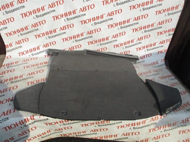 Пол багажника пластик Toyota Prius NHW20 1NZ-FXE 2006 1328