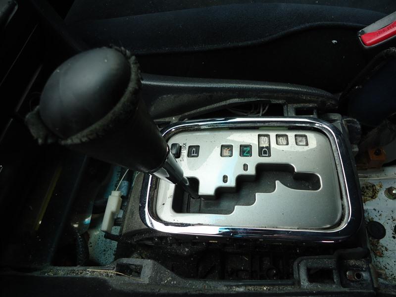 Селектор акпп Toyota Markii JZX110 1JZ-GTE 2003 1333