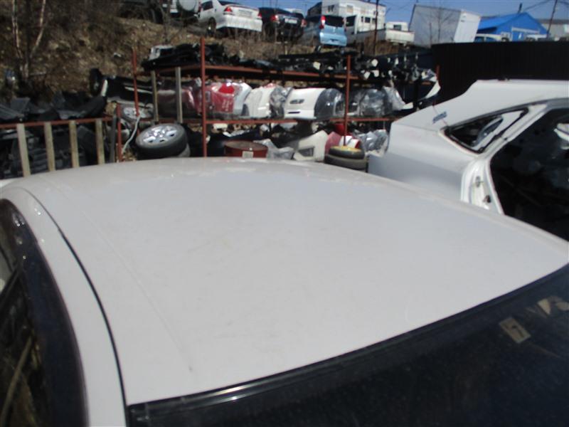 Крыша Toyota Cresta JZX93 1JZ-GE 1996 белый перламутр 046 1332