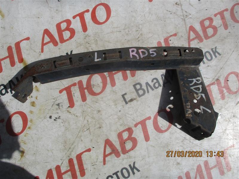Планка под фары Honda Crv RD5 2002 левая