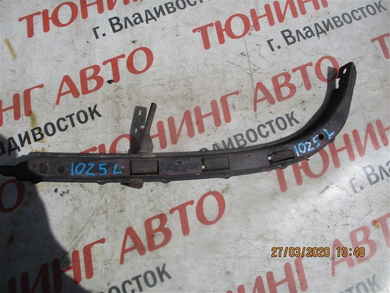 Планка под фары Honda Inspire UA5 J32A 2001 левая белый 1025