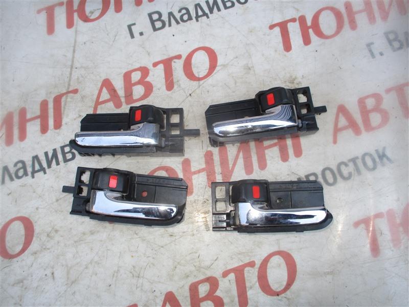 Ручка двери внутренняя Toyota Corolla Spacio ZZE124 1ZZ-FE 2002 1331
