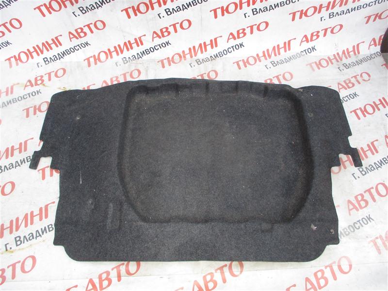 Пол багажника пластик Toyota Corolla Spacio ZZE124 1ZZ-FE 2002 1331