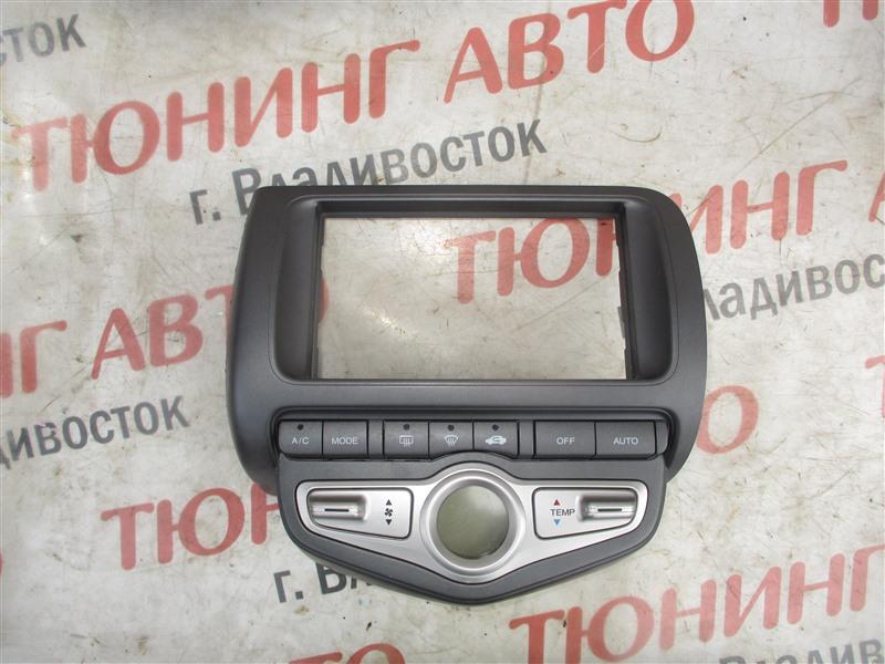 Климат-контроль Honda Fit GD3 L15A 2005 1334