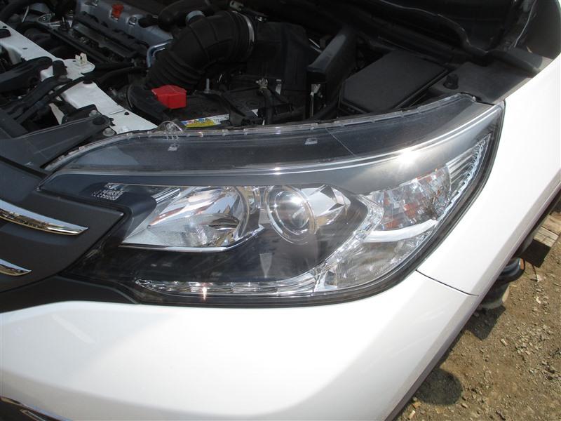 Фара Honda Crv RM4 K24A 2012 левая 0201 1336