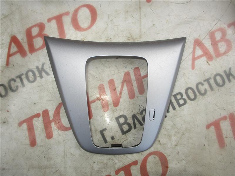 Консоль кпп Honda Crv RM4 K24A 2012 1336