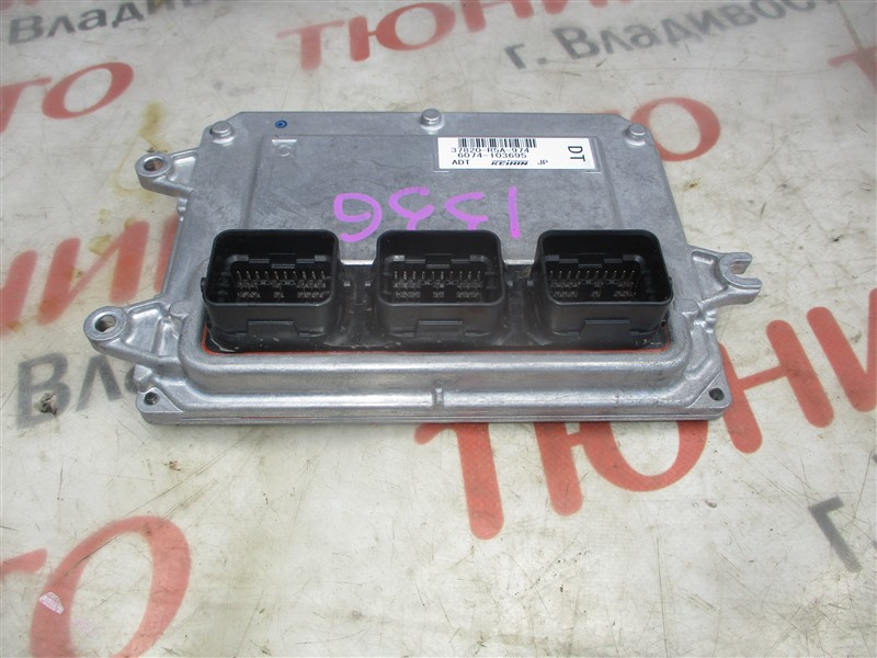 Блок управления efi Honda Crv RM4 K24A 2012 1336 37820-r5a-974