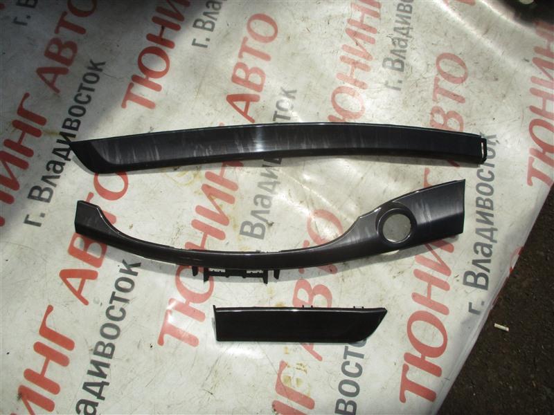 Пластик салона Honda Crv RM4 K24A 2012 1336