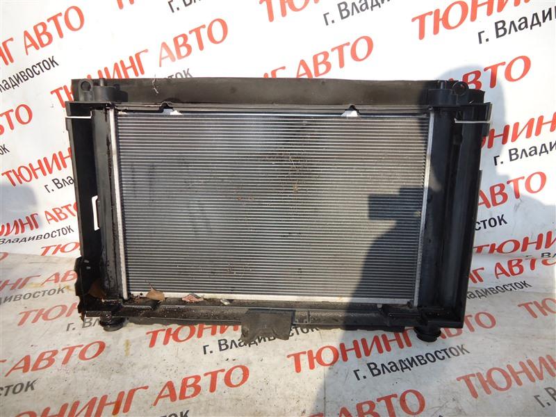 Радиатор основной Toyota Prius ZVW30 2ZR-FXE 2013 1337