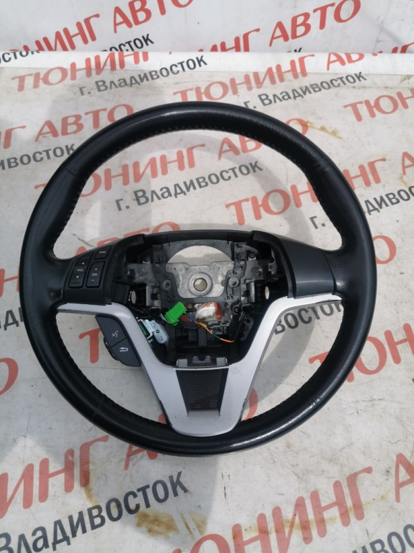 Руль Honda Crv RE4 K24A 2006 2020