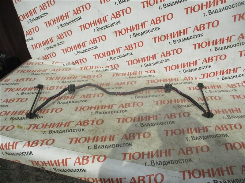 Стабилизатор Honda Crv RM4 K24A 2012 передний 1336