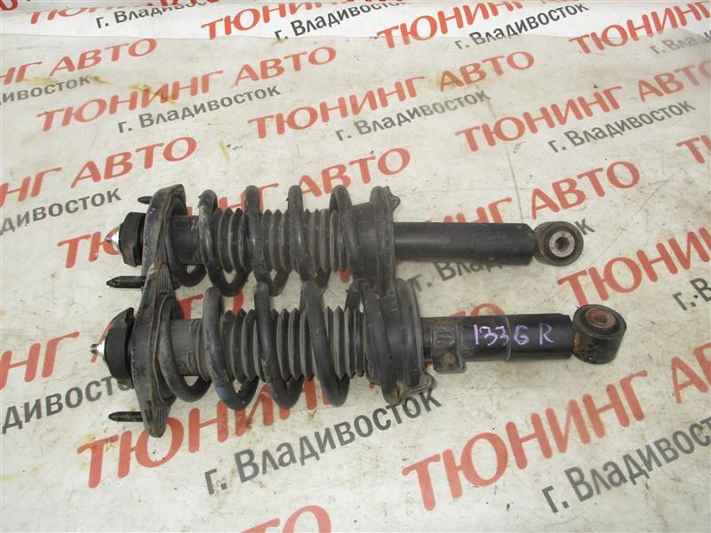 Стойка Honda Crv RM4 K24A 2012 задняя правая 1336