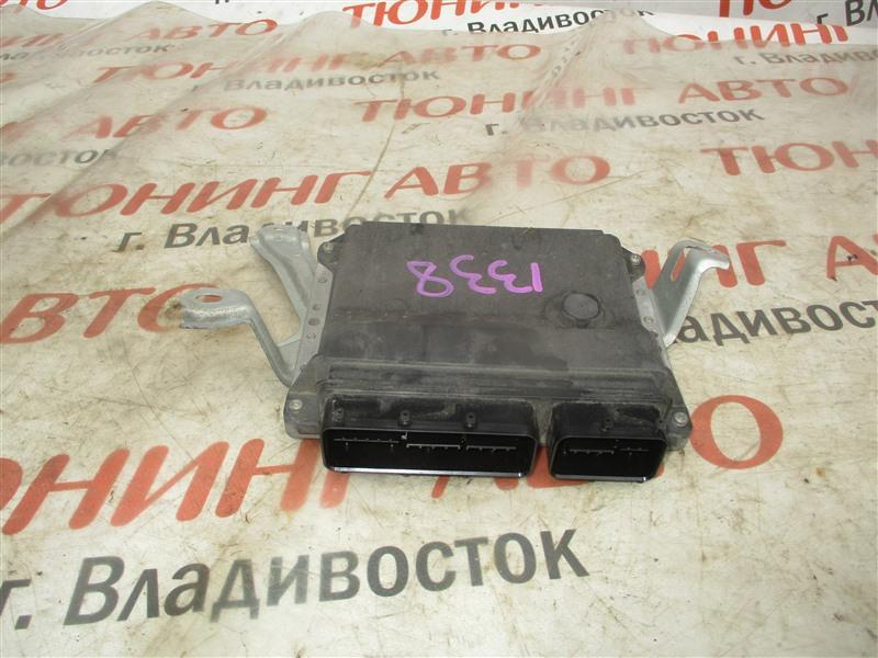 Блок управления efi Toyota Vitz NCP91 1NZ-FE 2005 1338 89661-52b10