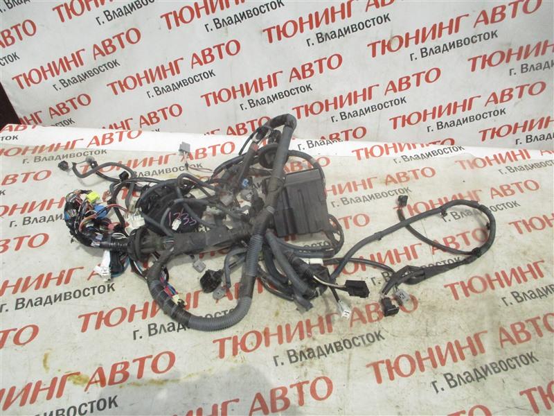 Коса под капот Toyota Vitz NCP91 1NZ-FE 2005 1338
